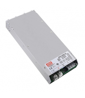 RSP-2000-24, 24VDC 80A PFC 1920W SMPS, MeanWell