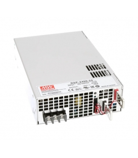 RSP-2400-24, 24VDC 100A PFC 2400W SMPS, MeanWell