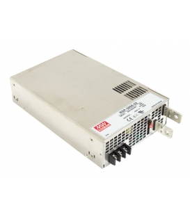 RSP-3000-24, 24VDC 125A PFC 3000W SMPS, MeanWell