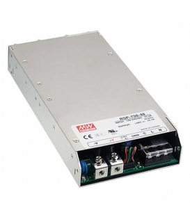 RSP-750-24, 24VDC 31.3A PFC 750W SMPS, MeanWell