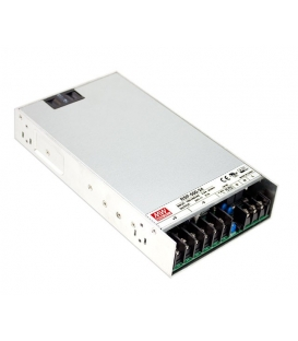 RSP-500-48, 48VDC 10.5A PFC 504W SMPS, MeanWell