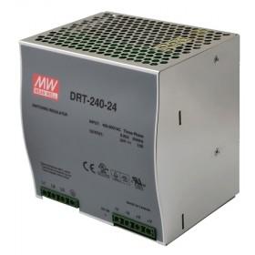 DRT-240-48, 48VDC 5.0A Trifaze Güç Kaynağı, MeanWell