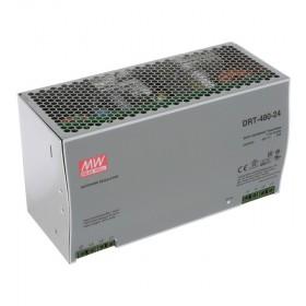 DRT-480-48, 48VDC 10.0A Trifaze Güç Kaynağı, MeanWell