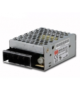 RS-15-12, 12VDC 1.3A 15W SMPS, MeanWell