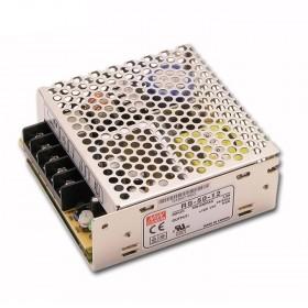 RS-50-48, 48VDC 1.1A 50W Güç Kaynağı, MeanWell