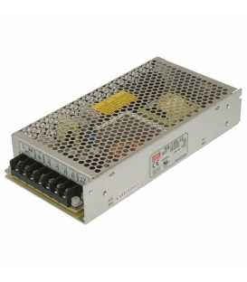 RS-150-12, 12VDC 12.5A 150W SMPS, MeanWell