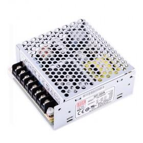 RT-50A, ±5V/12V Çıkış 50W SMPS, MeanWell