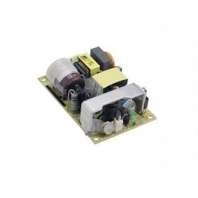EPS-25-48, 48VDC 0.53A 25W Açık Tip Güç Kaynağı, MeanWell