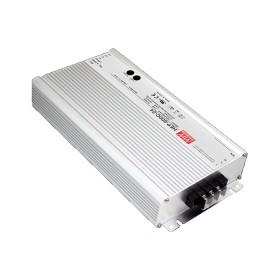 HEP-600C-12, 14.4VDC 35A 500W Batarya Şarj Güç Kaynağı, MeanWell