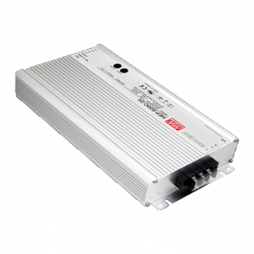 HEP-600C-48, 57.6VDC 10.5A 600W Batarya Şarj Güç Kaynağı, MeanWell