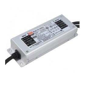 ELG-75-C1400D2, 1400mA 75W Zaman Ayarlı Dimedilebilir LED Sürücü, MeanWell
