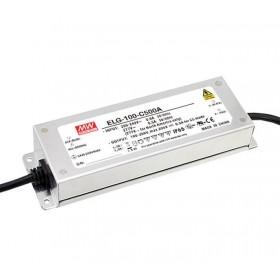 ELG-100-C1050A, 1050mA 100W Ayarlanabilir LED Sürücü