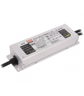 ELG-100-C700DA, 700mA 100W DALI Dimedilebilir LED Sürücü, Mean Well