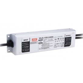 ELG-150-24DA, DALI Dimedilebilir LED Sürücü