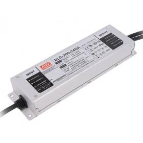 ELG-200-24DA, DALI Dimedilebilir LED Sürücü