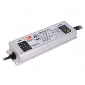ELG-240-C700D2, 700mA 240W Zaman Ayarlı Dimedilebilir LED Sürücü, MeanWell