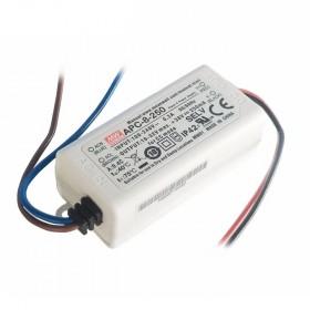 APC-8-250, 250mA 8W Sabit Akım LED Sürücü