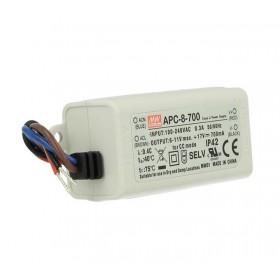 APC-8-700, 700mA 8W Sabit Akım LED Sürücü