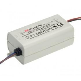 APC-12-700, 700mA 12W Sabit Akım LED Sürücü