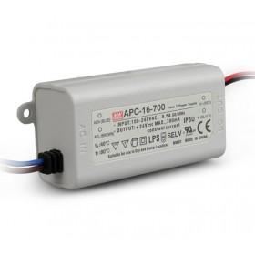 APC-16-700, 700mA 16W Sabit Akım LED Sürücü