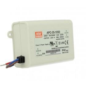 APC-35-1050, 1050mA 35W Sabit Akım LED Sürücü
