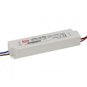 LPHC-18-700, 700mA 18W Sabit Akım LED Sürücü, MeanWell