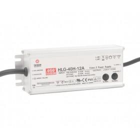 HLG-40H-24A, Sabit Voltaj Ayarlanabilir LED Sürücü