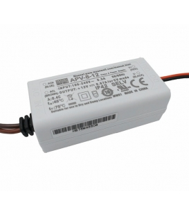 APV-8-05, 5VDC 1.40A 8W LED Sürücü, Mean Well