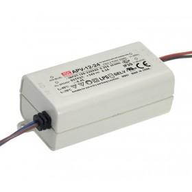 APV-12-15, 15VDC 0.80A 12W LED Sürücü, Mean Well