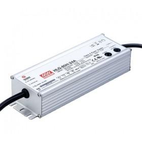 HLG-80H-24A, Sabit Voltaj Ayarlanabilir LED Sürücü