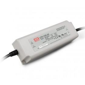 LPV-150-15, 15VDC 8.00A Sabit Voltaj LED Sürücü, Mean Well