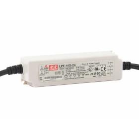 LPF-16D-12, 12VDC 1.34A Voltaj Ayarlı + Dimli LED Sürücü, Mean Well