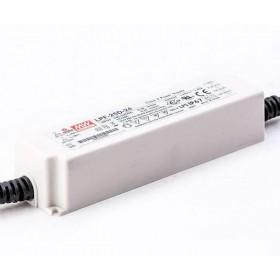 LPF-25D-30, 30VDC 0.84A Voltaj Ayarlı + Dimli LED Sürücü, Mean Well