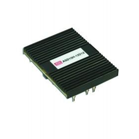 ASD15H-12D12, 12Vin ±12Vout ±0.62A 15W DC/DC Konvertör, Mean Well