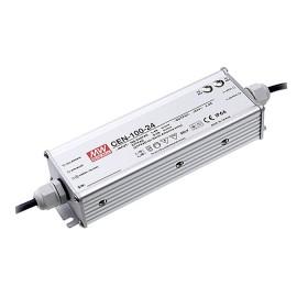 CEN-100-36, 36VDC 2.65A Ayarlanabilir LED Sürücü, MeanWell