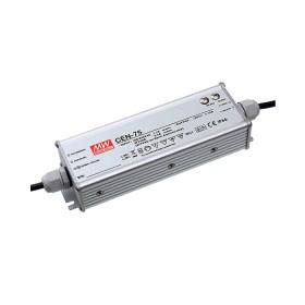 CEN-75-24, 24VDC 3.15A Ayarlanabilir LED Sürücü, MeanWell