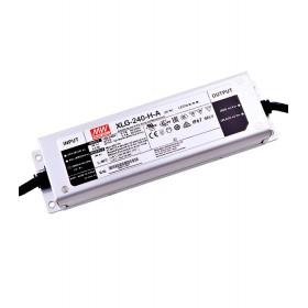 XLG-240-H-A, 240W Sabit Güç, Ayarlanabilir LED Sürücü, MeanWell