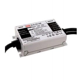 XLG-50-AB, 50W Sabit Güç, Dimedilebilir LED Sürücü, MeanWell