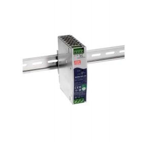 WDR-60-48, 48VDC 1.25A Ray Montaj Güç Kaynağı, MeanWell