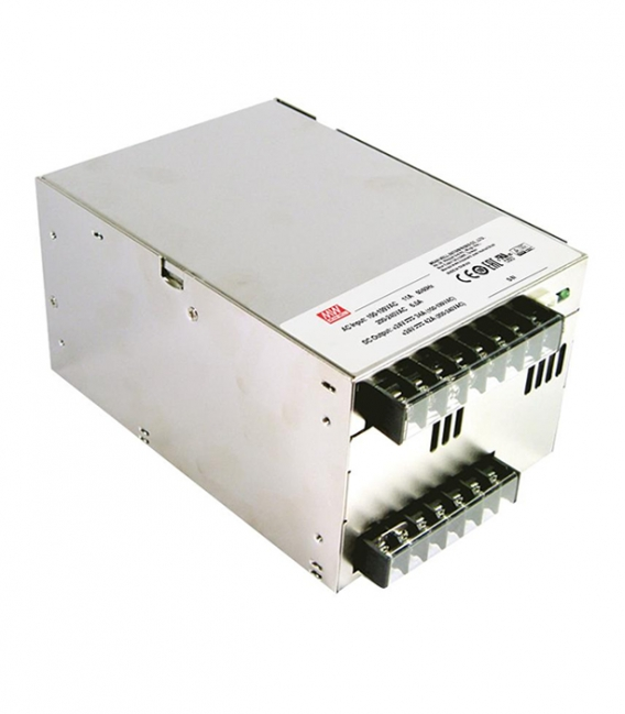 PSPA-1000-48, 48VDC 21A PFC 1008W SMPS, MeanWell