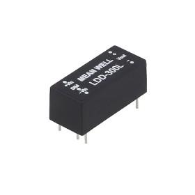 LDD-300L, 9-36Vin 2-32Vout 300mA DC/DC LED Sürücü, MeanWell