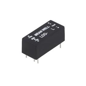 LDD-600L, 9-36Vin 2-32Vout 600mA DC/DC LED Sürücü, MeanWell