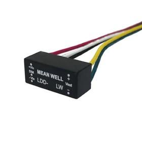 LDD-350LW, 9-36Vin 2-32Vout 350mA DC/DC LED Sürücü, MeanWell