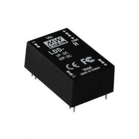LDD-1200H, 9-52Vin 2-46Vout 1.2mA DC/DC LED Sürücü, MeanWell