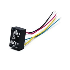 LDD-700HW, 9-56Vin 2-52Vout 700mA Kablolu Tip DC/DC LED Sürücü, MeanWell