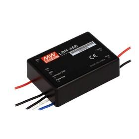 LDH-45B-350W, 350mA 44W Kablolu Tip DC/DC LED Sürücü, MeanWell