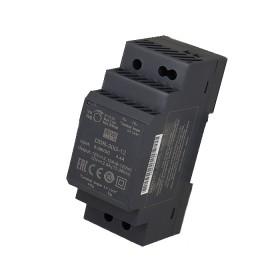 DDR-30L-24, 24VDC 1.25A Ray Montaj DC/DC Konvertör, MeanWell