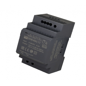 DDR-60L-24, 24VDC 2.5A Ray Montaj DC/DC Konvertör, MeanWell