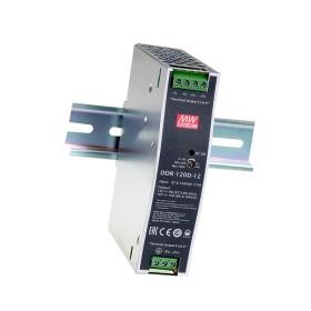 DDR-120A-48, 48VDC 2.1A Ray Montaj DC/DC Konvertör, MeanWell