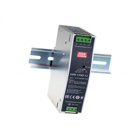 DDR-120C-48, 48VDC 2.5A Ray Montaj DC/DC Konvertör, MeanWell